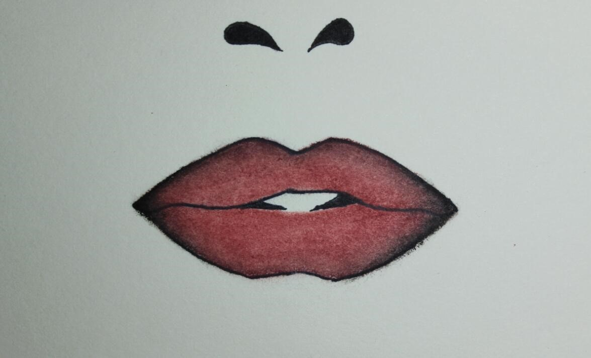 Just Be Sure To Avoid Bringing The Darker Colors To The Inside Of The Lips