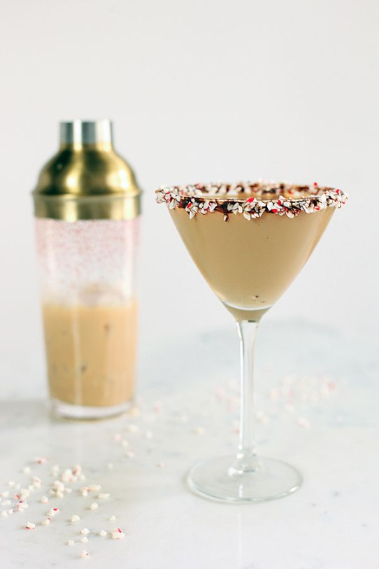 These holiday cocktails are so delicious!