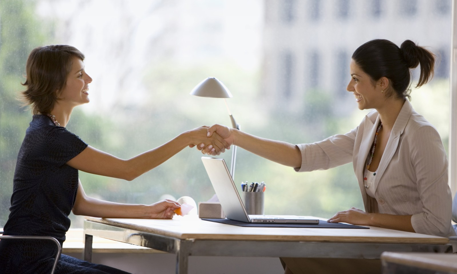 5 Things You Should Do in a Job Interview