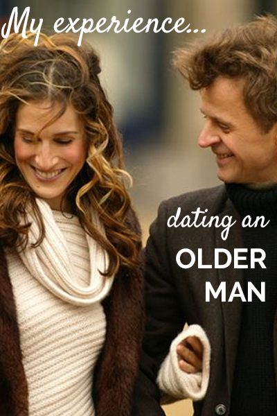 why dating an older man is better