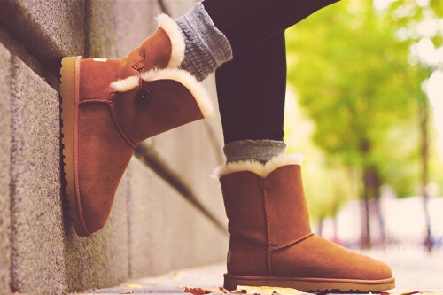 Leave your UGGs behind when going to an interview
