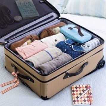 packing hacks, 11 Packing Hacks You Didn't Know About