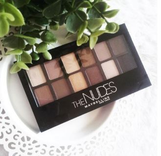 The Maybelline Nudes Palettes are amazing makeup dupes!