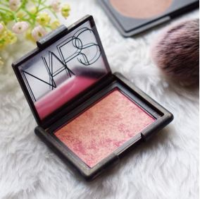 There are better makeup dupes for the Nars Orgasm Blush!