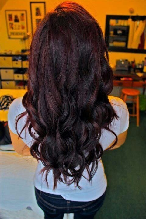 Winter Hair Colors To Try Right Now Society19