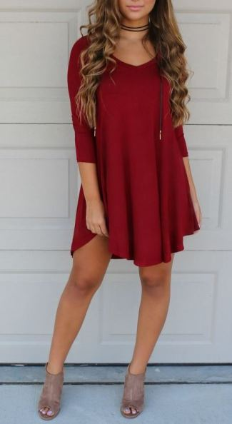 this is such a cute date night outfit or Valentine's day outfit!