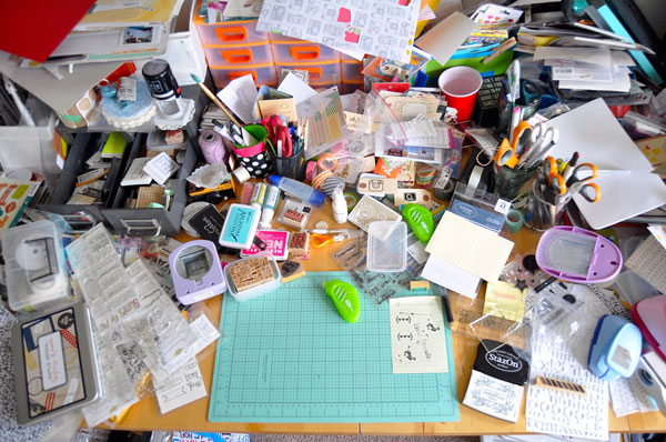 organize your room and desk