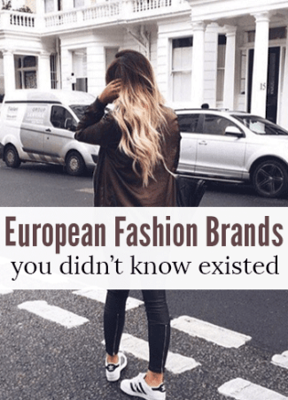 The Best European Clothing Stores Online You Didn't Know
