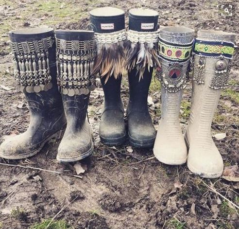 these festival fashion boots are so cute!