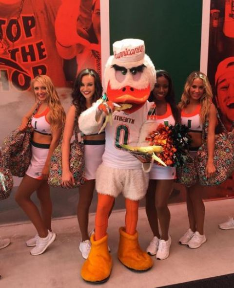20 Signs You go to The University of Miami