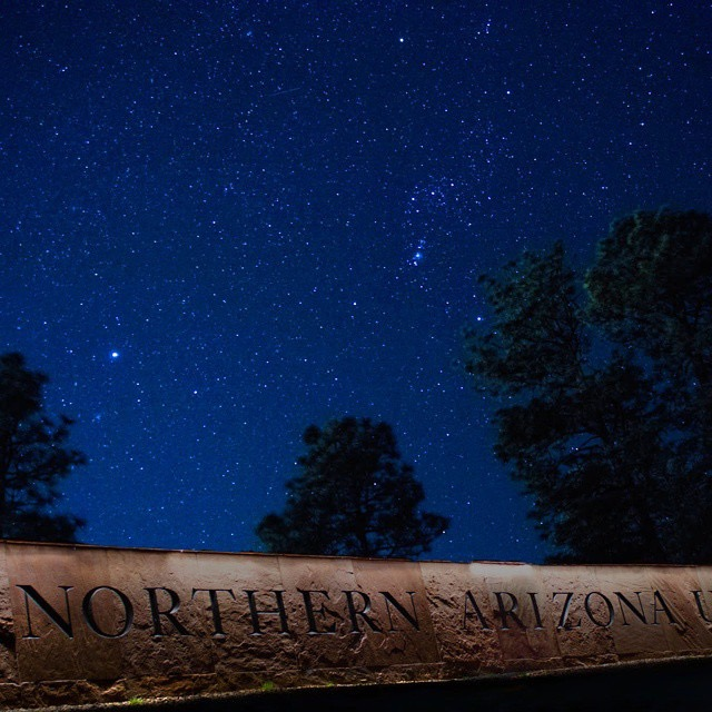 20 Signs You Go To Northern Arizona University