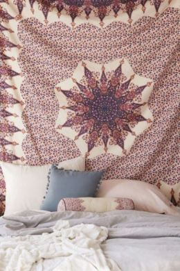Tapestries Will Spice Up Any Dorm Room Walls