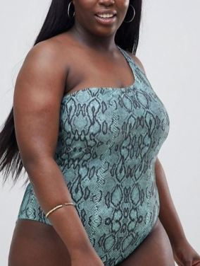 Affordable Plus Size Swimwear Brands For Women That Are Cute AF