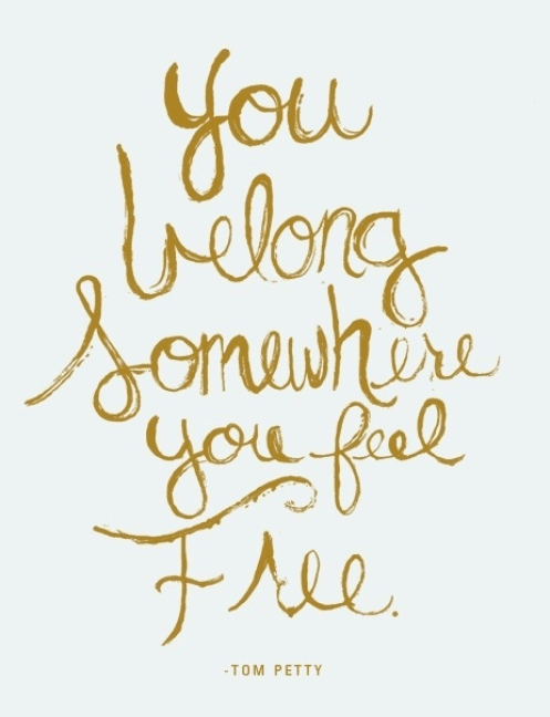 inspirational Tom Petty quote