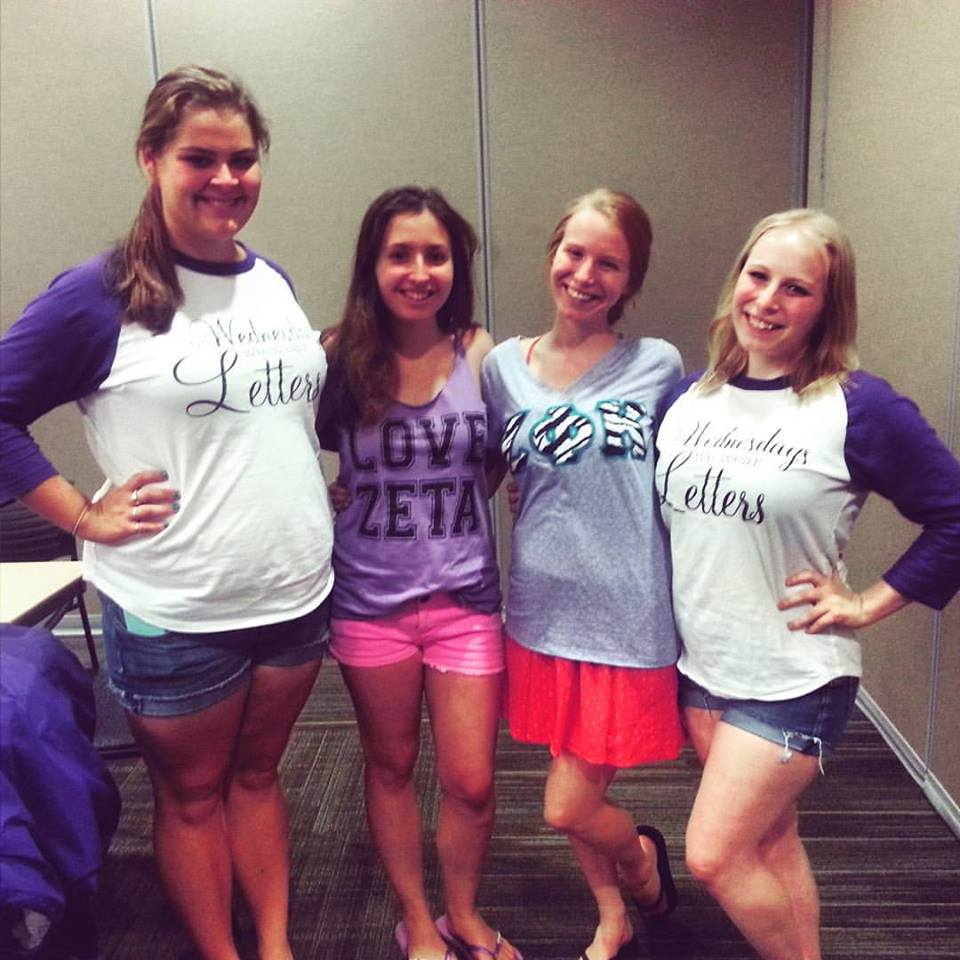 20 Signs You're in Zeta Phi Kappa