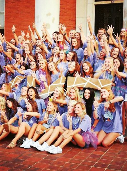 the ultimate guide to sorority recruitment at clemson