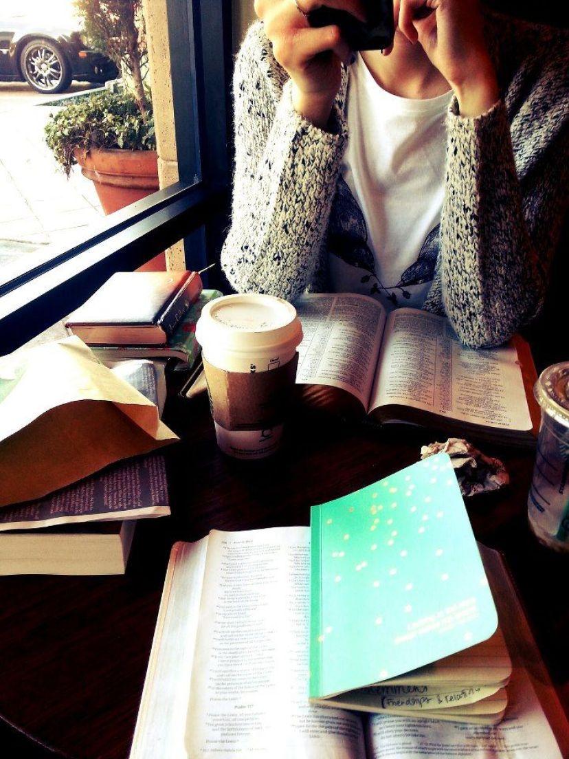 tips for freshmen - use a study buddy!