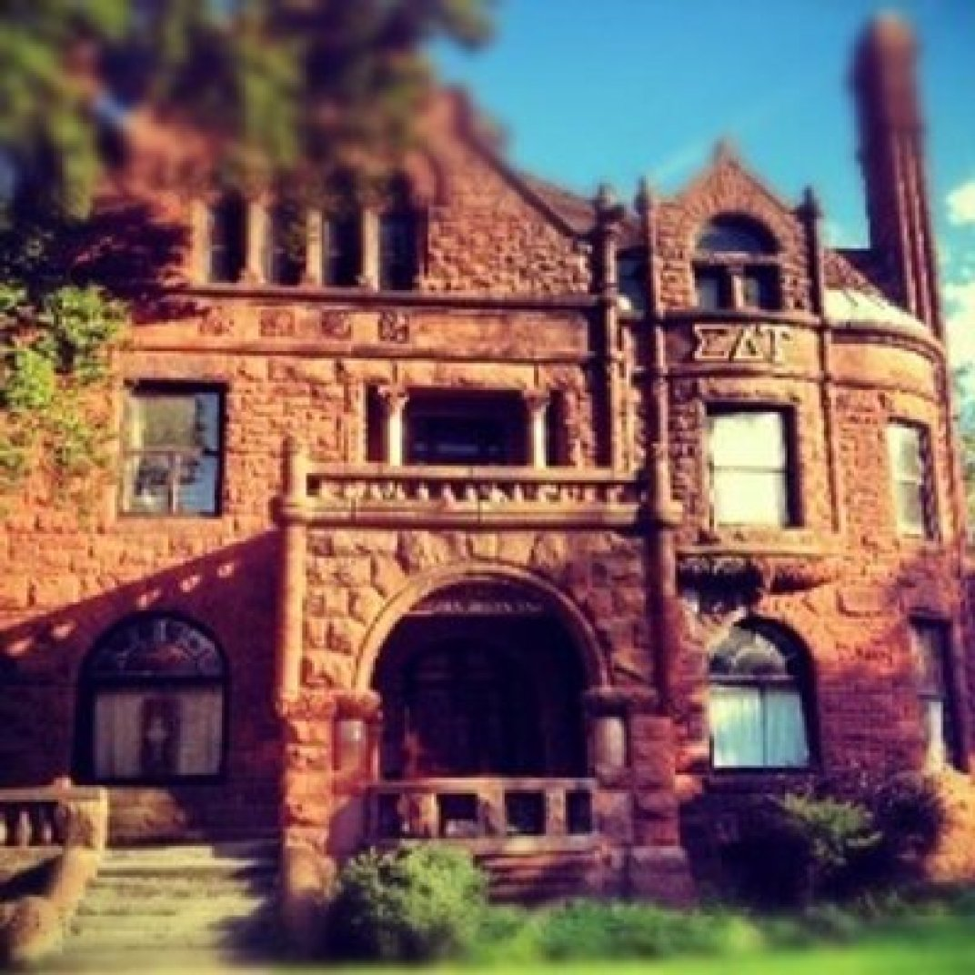 the Castle at SUNY Cortland