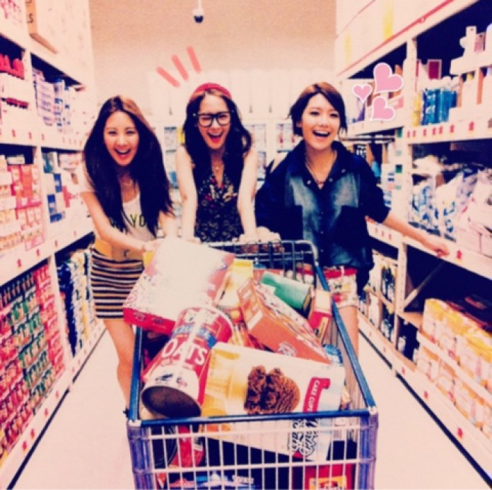 cute grocery shopping