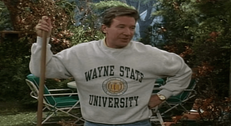 Home Improvement Wayne State appearance