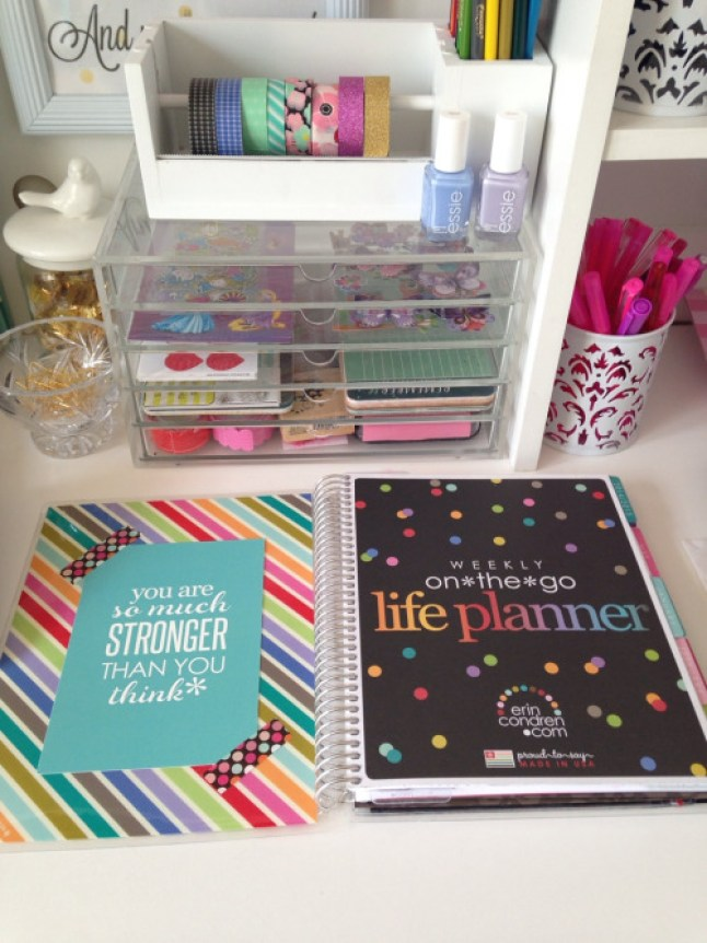 cool journal planner