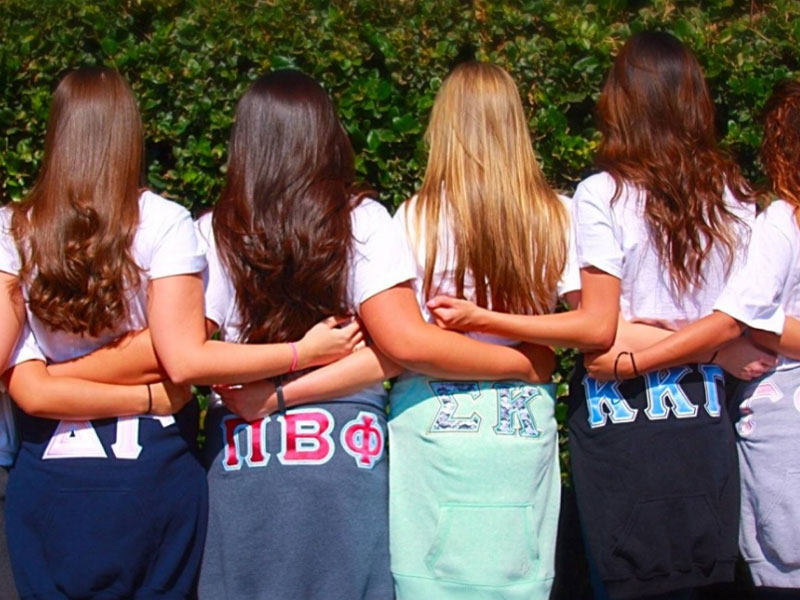 guide to rushing a sorority at Clemson