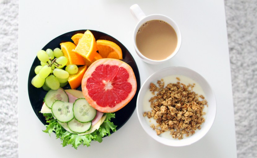 delicious healthy snacks