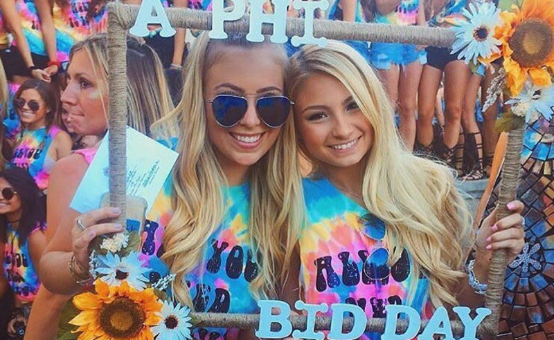 Sorority Rush at Penn State can be overwhelming at first! If you're considering rushing at PSU, these are some tips for Penn State sorority recruitment!