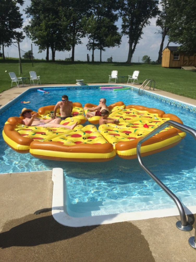 19 Ridiculously Amazing Pool Floats You Need This Summer