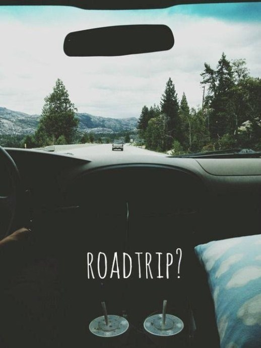 Roadtrips are the perfect ways to celebrate mother's day and bond!