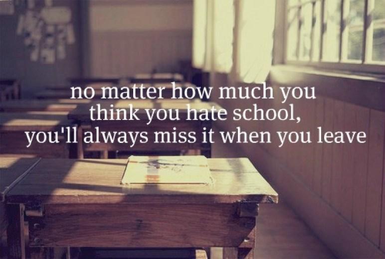 cute school quote