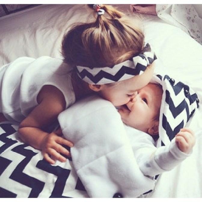 cute siblings pic
