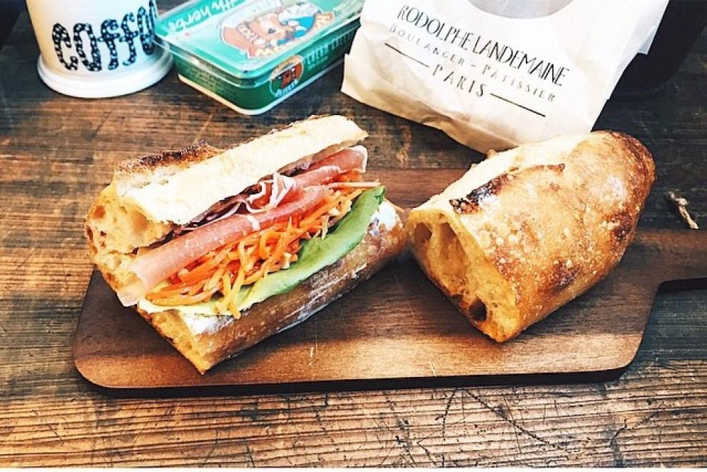 yummy sub sandwich
