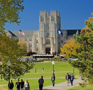 10 Things I'll Miss About Virginia Tech Over The Summer