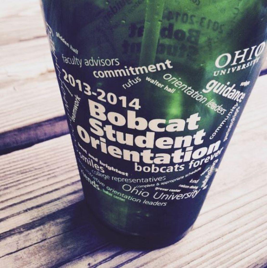 Ohio University orientation