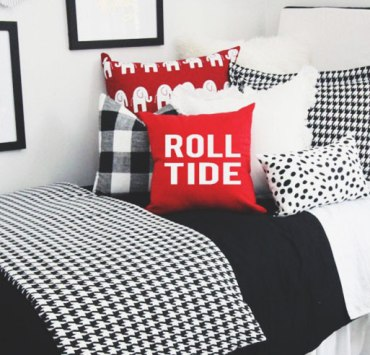 If you're coming to college and are looking for ways to save space, keep reading for 11 tips to do so in The University of Alabama dorms!