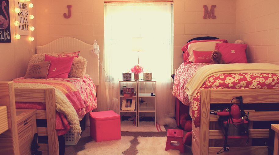 Dorm Rooms At Providence College