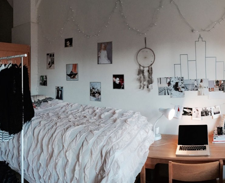 Want an amazing, comfy dorm room, but don't have a lot to spend? These are a few ways to decorate your dorm room on a budget!