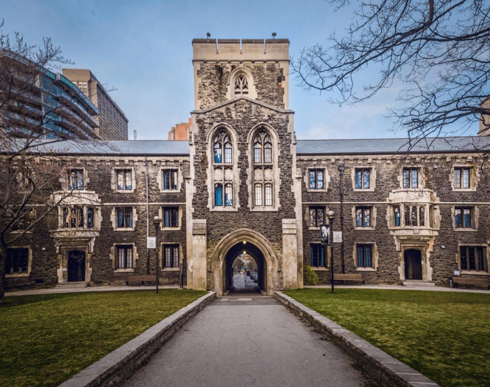 University of Toronto residences