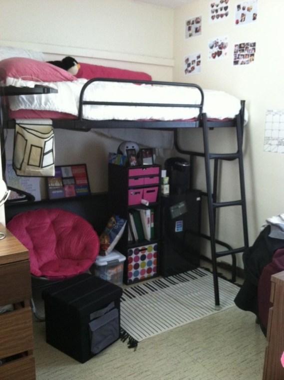 Art Décor: 9 Amazing UM Dorm Rooms For Major Dorm Decor Inspiration