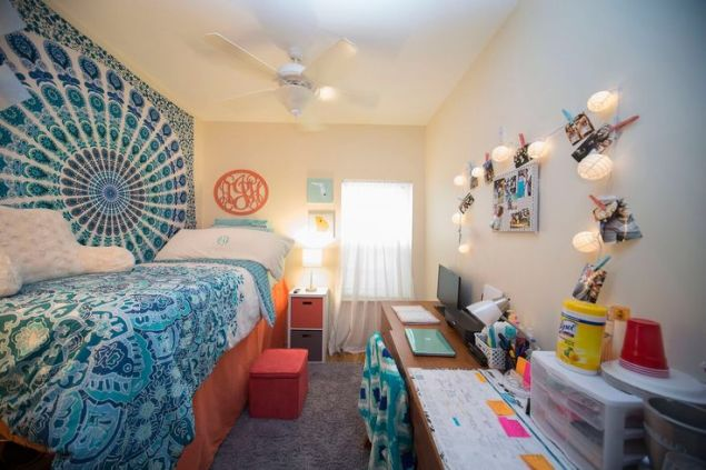 20 Mississippi State Dorm Rooms That Will Inspire You
