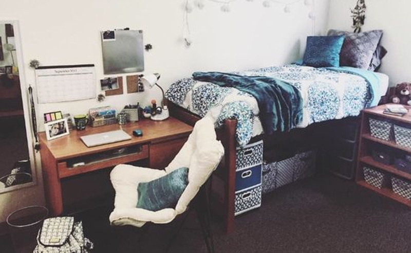 10 Ways To Save Space In Your SFSU Dorm
