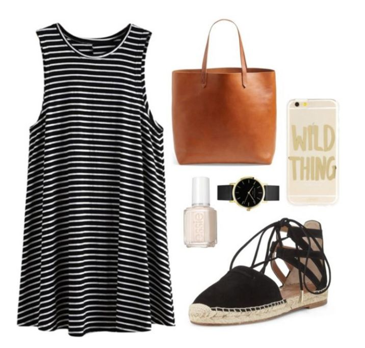 20 First Day Of School Outfit Ideas For College Girls Society19