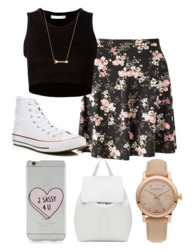 innovative college outfits ideas 9