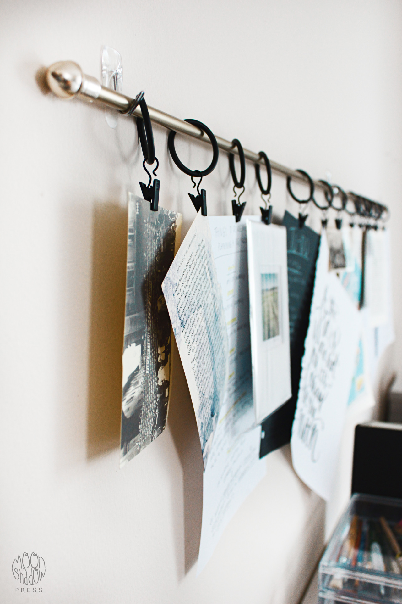 How To Organize Your Entire Dorm Room With Command Hooks Society19