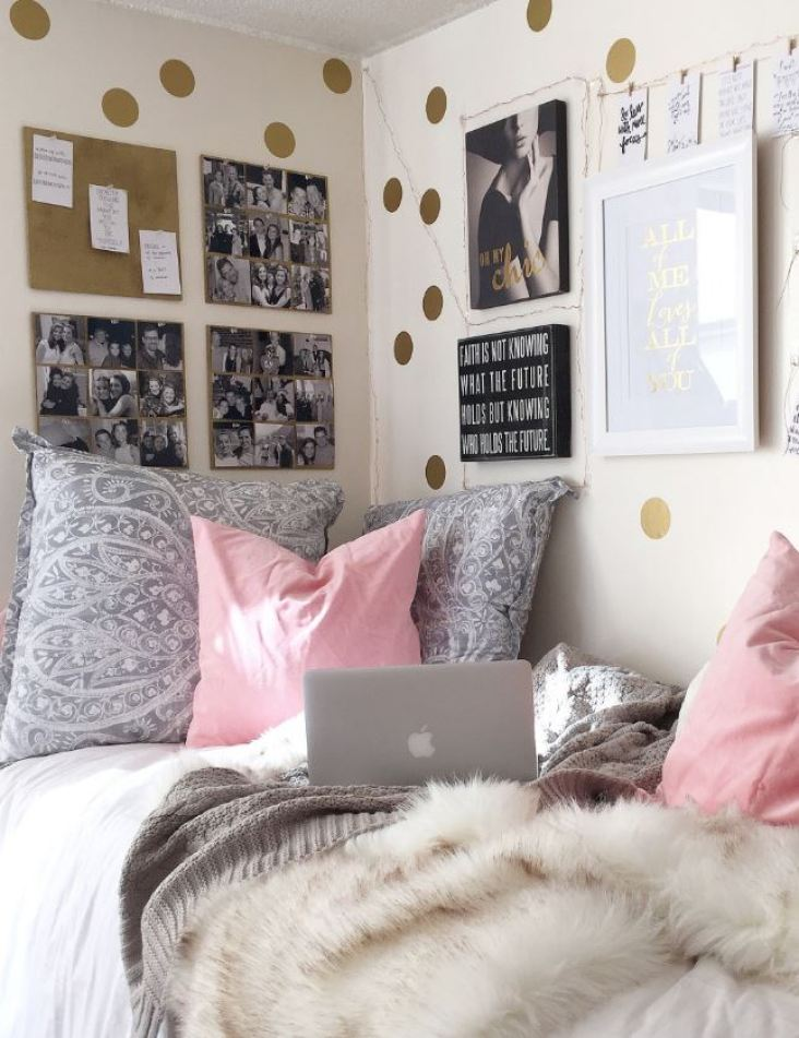 Decorate Your Room how to decorate your dorm walls without causing damage - society19
