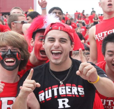 21 Signs You Go to Rutgers University
