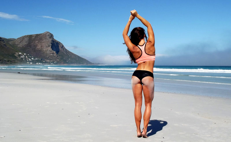 The 14 Day Beach Body Fitness Challenge