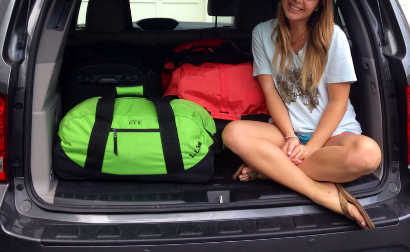 college move in day tips, 10 Tips To Survive College Move In Day