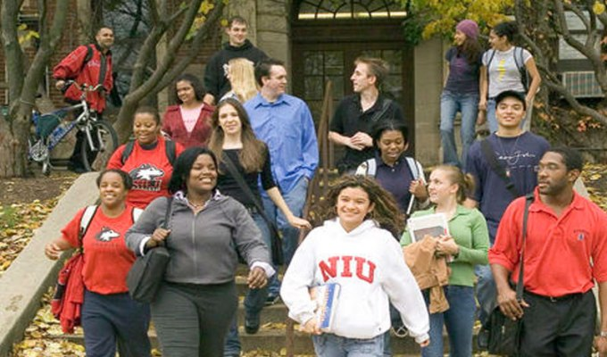 Being a college freshman can be overwhelming at times, but we are here to help. Here is the ultimate guide for NIU freshman who are living on campus!